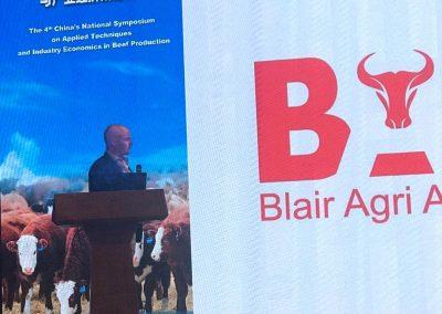 National Symposium Beef Production - Beijing, China